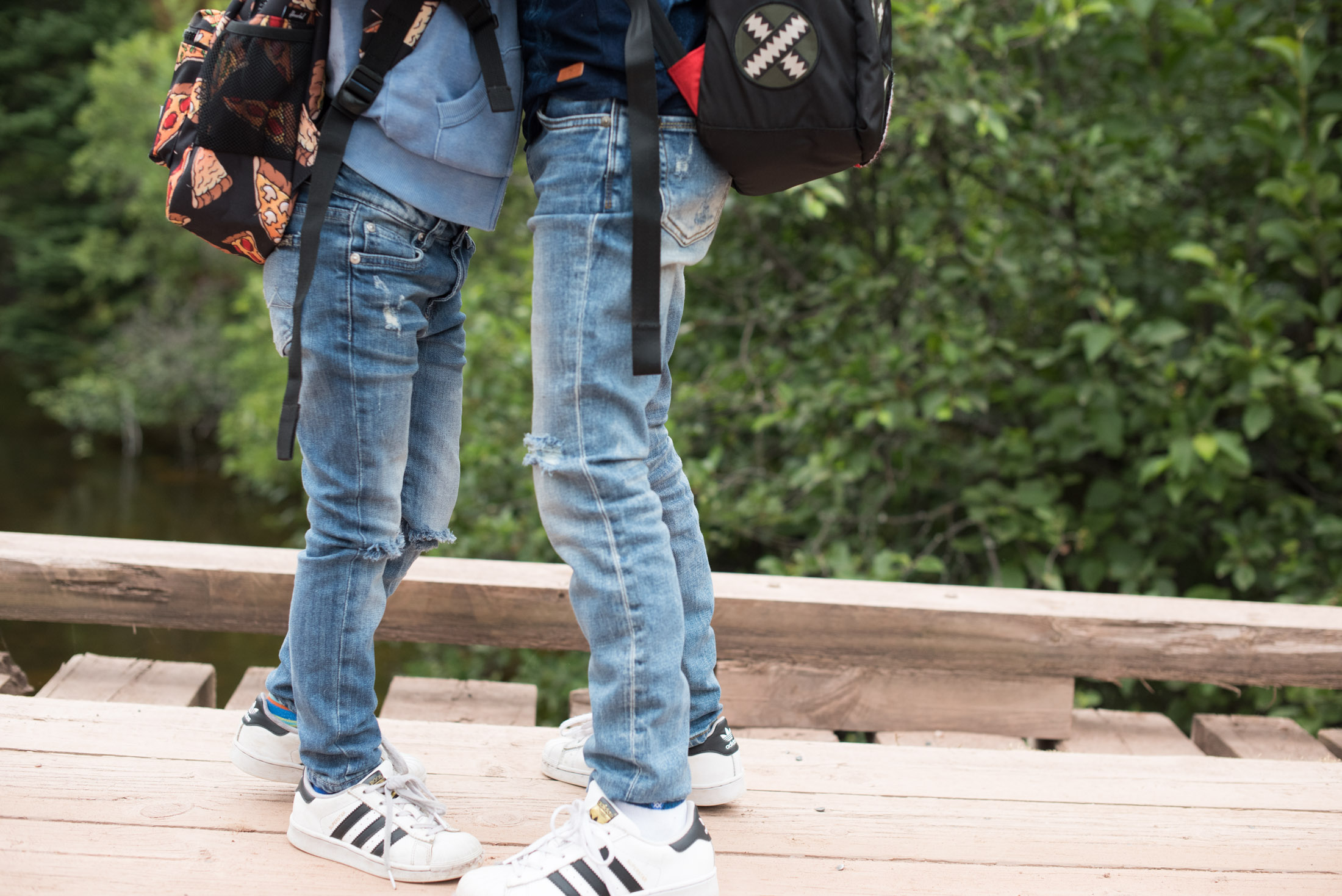 7 for All Mankind kids' jeans