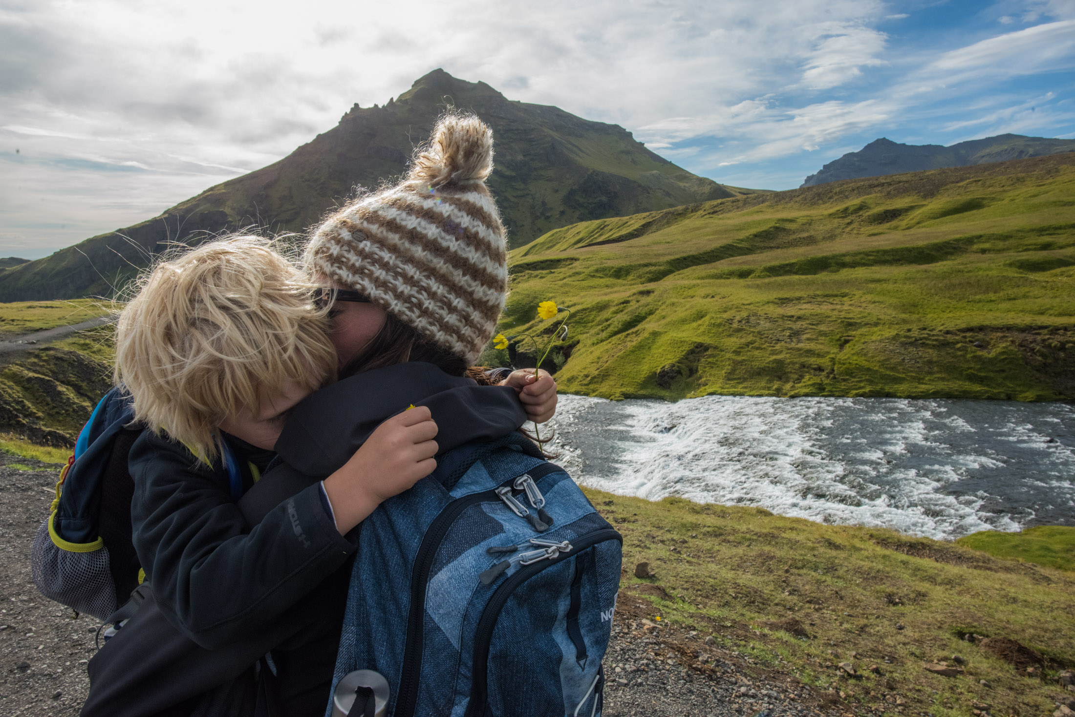 best hikes for kids in iceland
