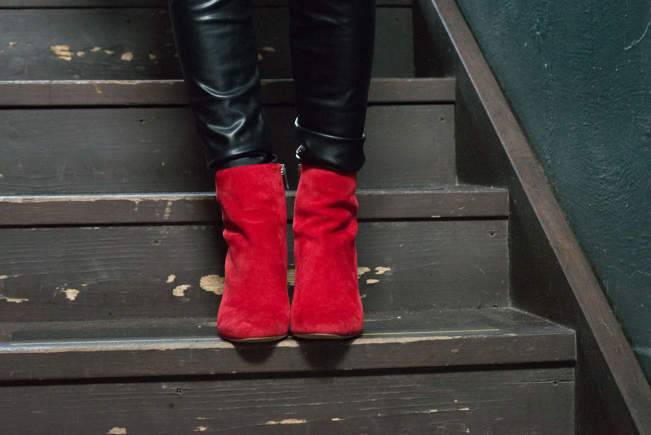 statement boots
