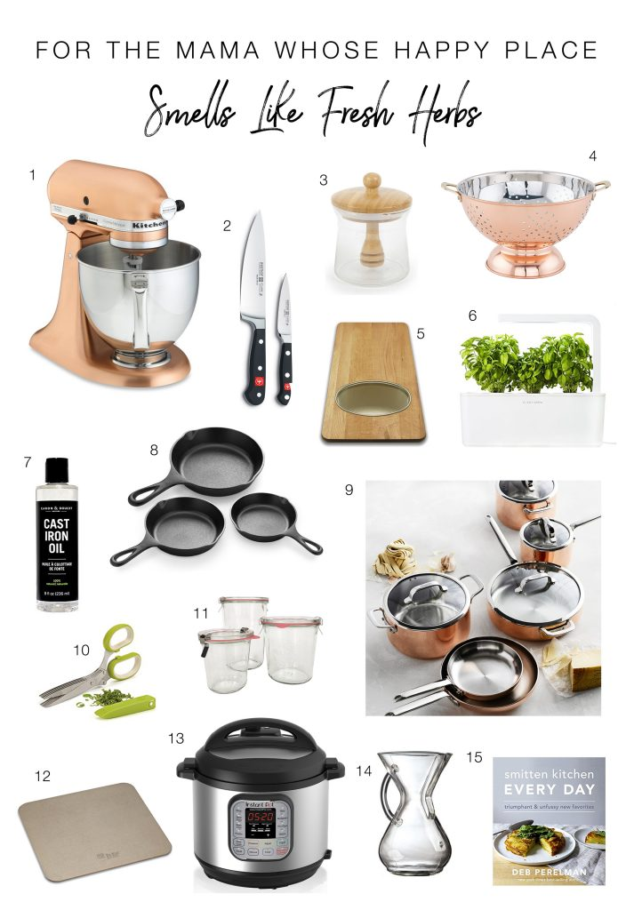 gift ideas for a cook