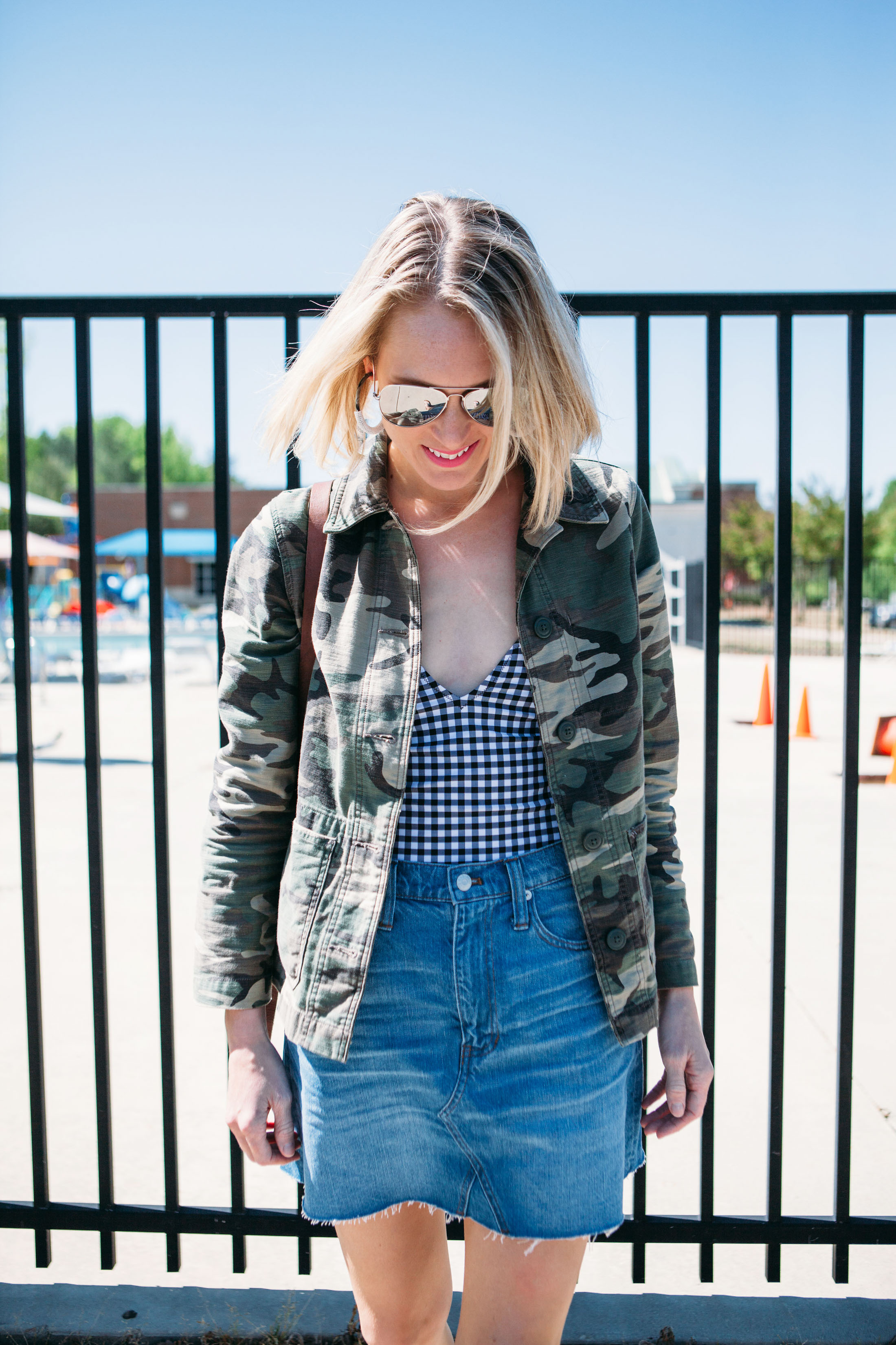 gingham-one-piece-as-outfit