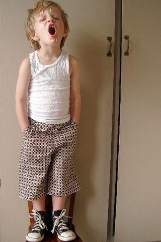 Chinny Chin Chin Porch Shorts