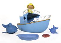 Sprig Toys Dolphin Explorer Boat