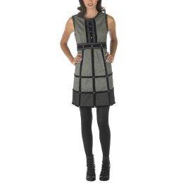 Anna Sui Herringbone Dress