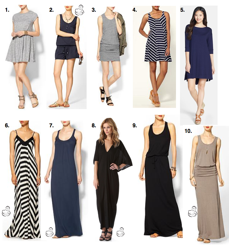 The Dress You Will Actually Wear This Summer For All Moms Pregnant Post Partum Nursing And The Rest Of Us The Mom Edit