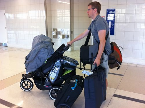 b3e5950d06c Ten Tips For Flying Alone With Kids (Including What to Wear   Carry ...