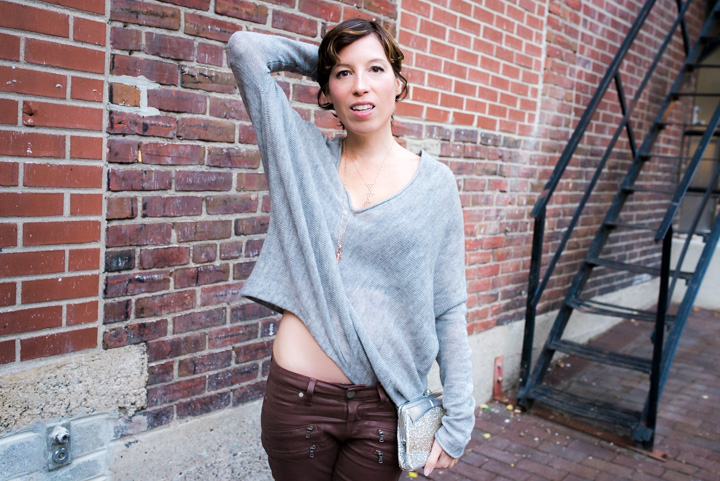 paige-waxed-denim-brown-free-people-sweater-black-booties-4