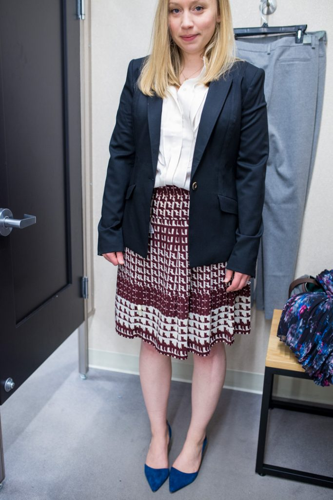 post-partum-work-wardrobe-skirt-tedbakerblazer