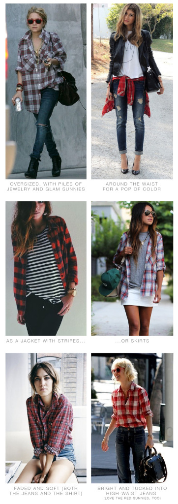 plaid shirt inspiration-01