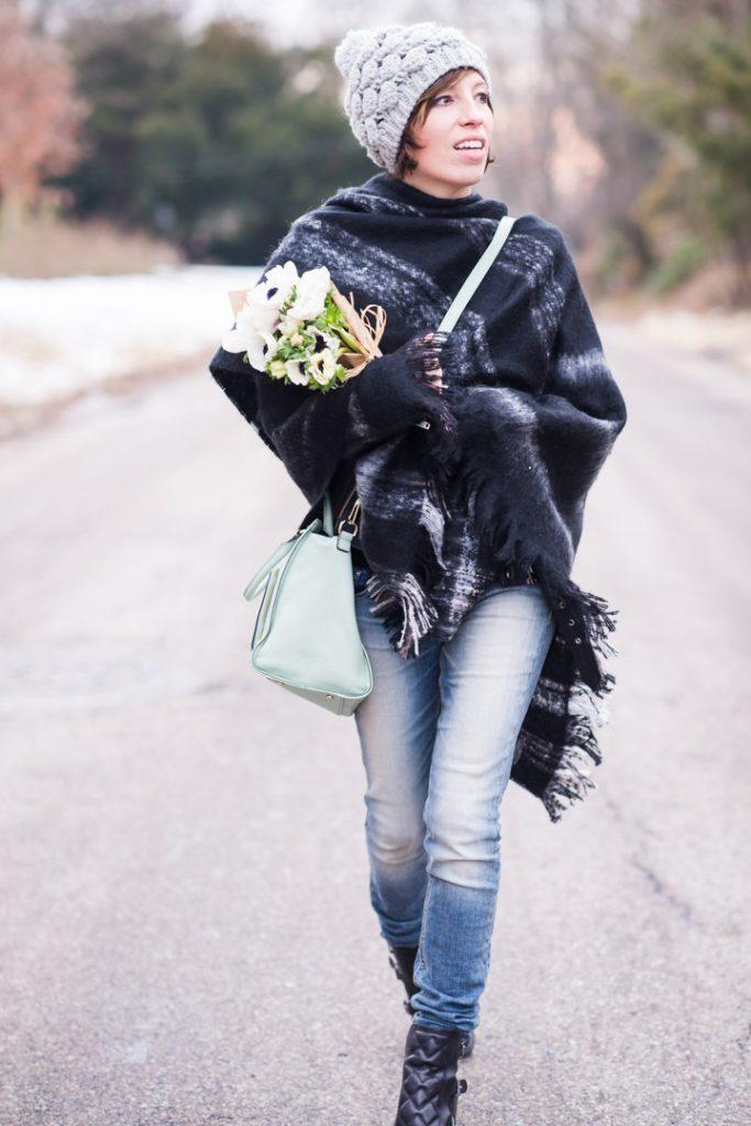 anthropologie-plaid-cape-iro-leather-jacket-ragandbone-skinnies-marcjacobs-booties-kate-spade-pastel-bag-7