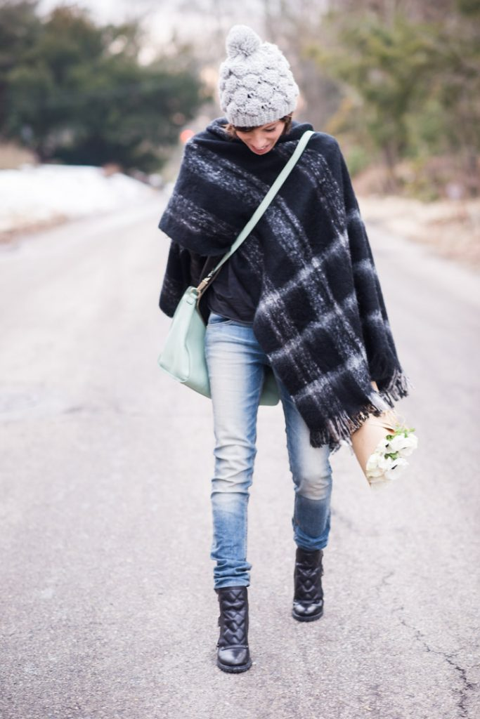 anthropologie-plaid-cape-iro-leather-jacket-ragandbone-skinnies-marcjacobs-booties-kate-spade-pastel-bag-9