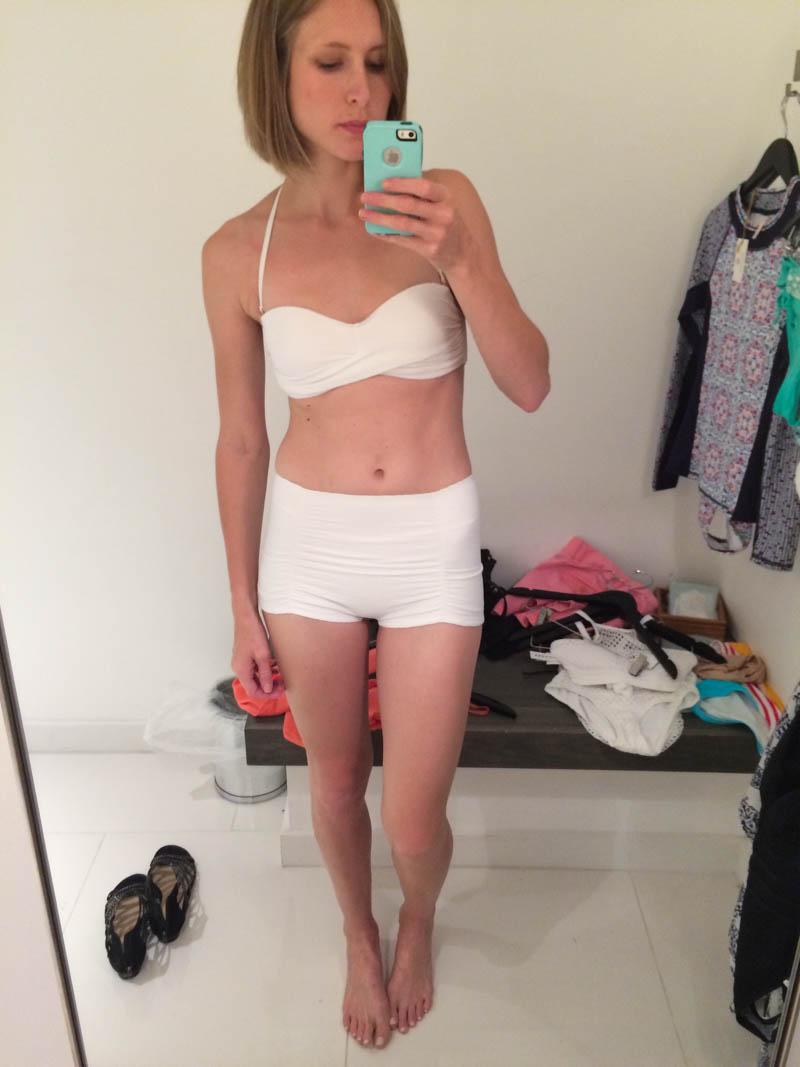 white-high-waist-bikini