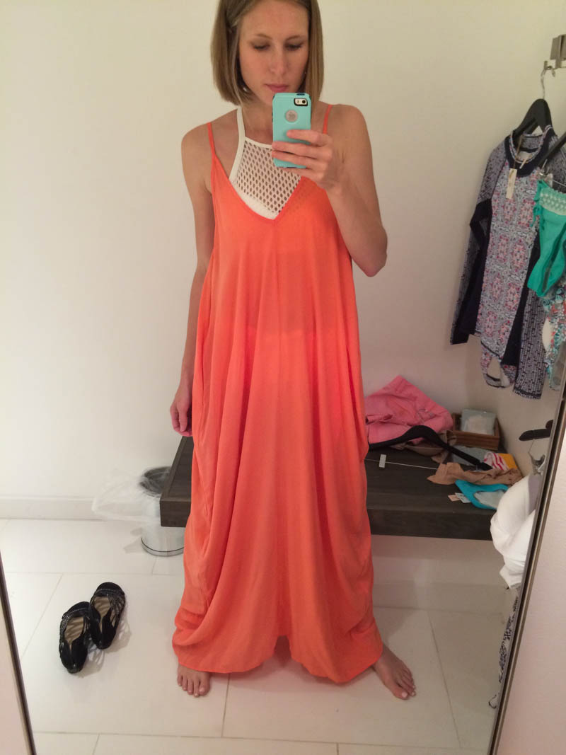 bubble-maxi-dress