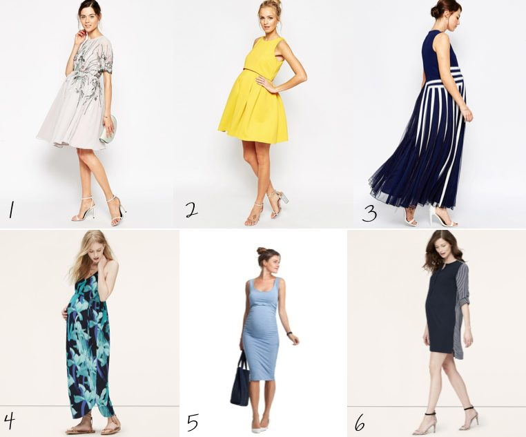 maternity-dresses-for-wedding