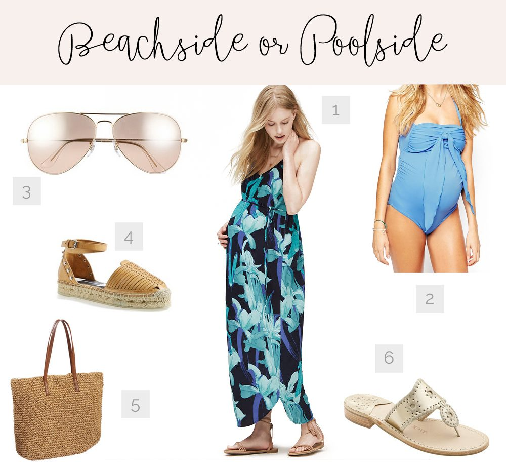 maternity-outfit-for-the-beach
