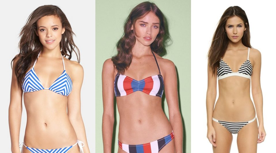 e7a75aeb0 The Best Bikini Tops and One-Pieces For a Small Bust