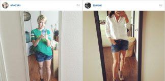Hot Instagram Mom Fashion