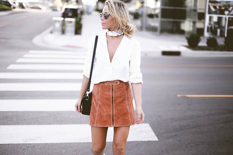 happily-grey-suede-skirt