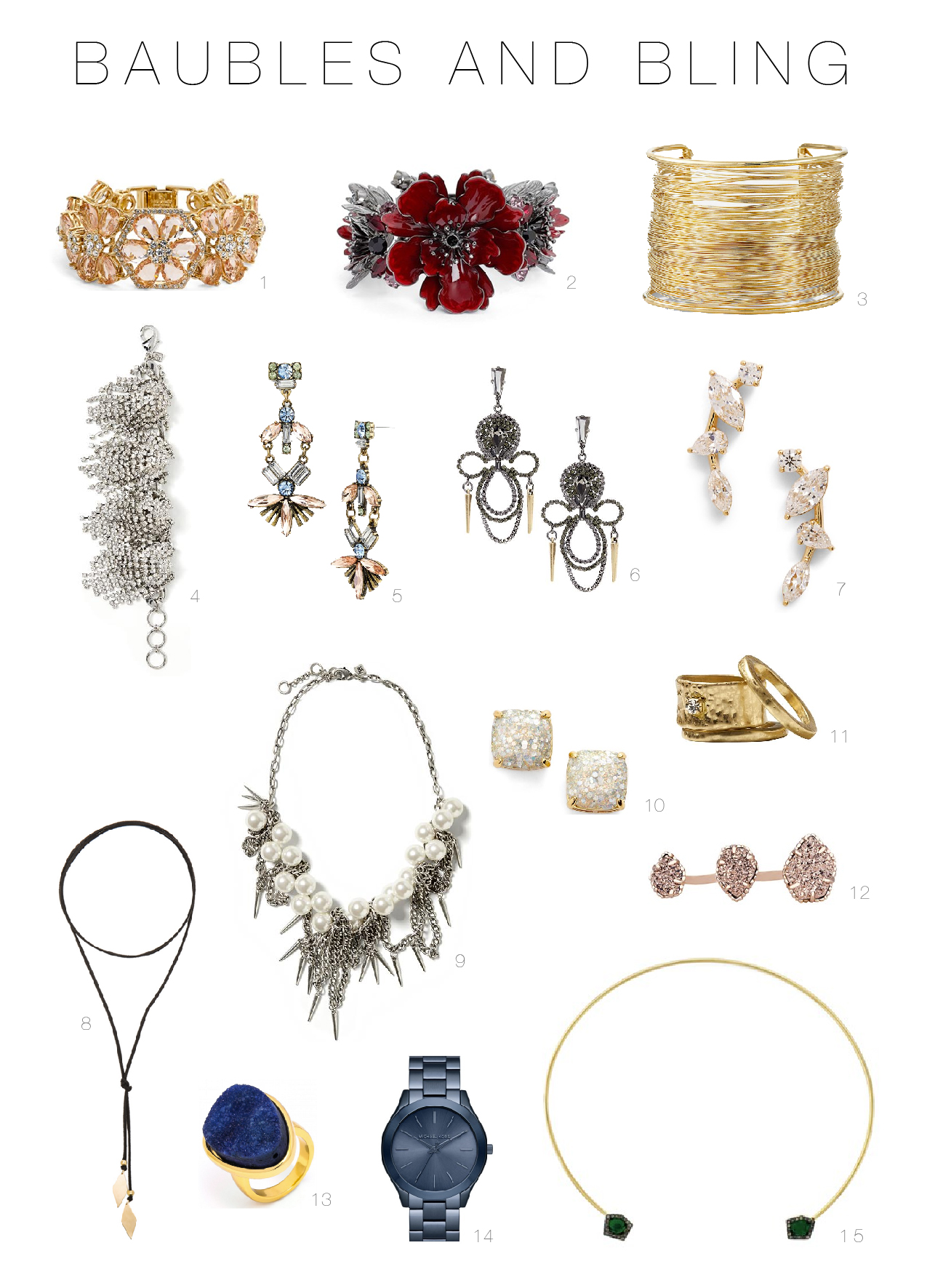 Statement Accessories