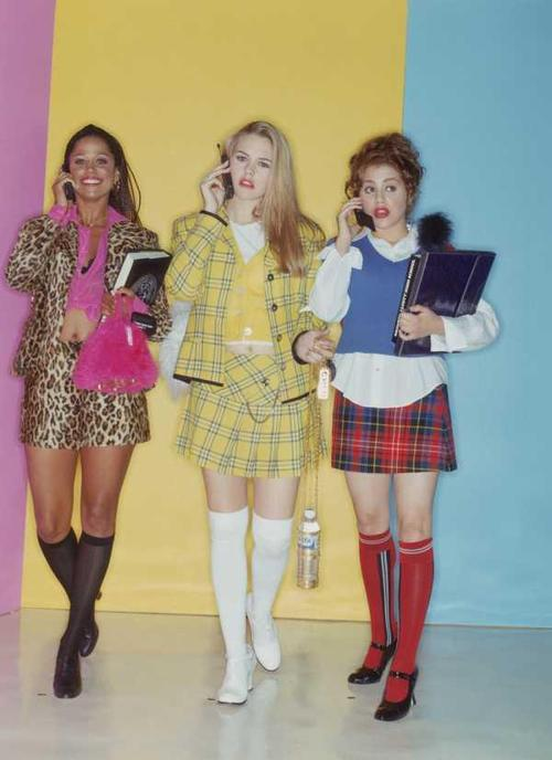 cher clueless style