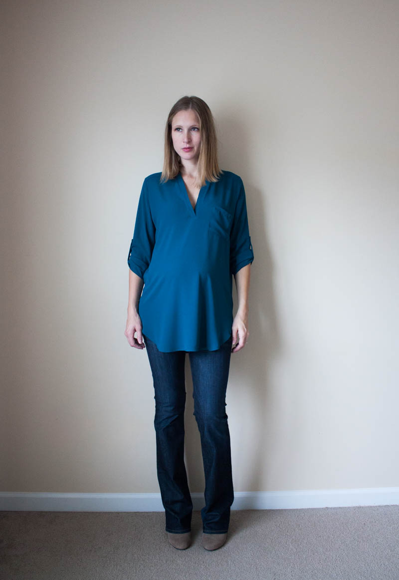 tunic-with-flares
