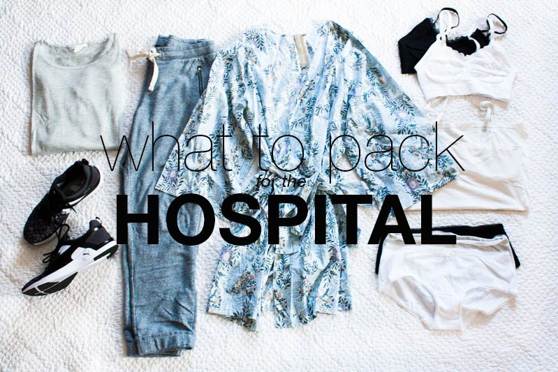 6995218f0ad76 What to Pack + Wear for that Post-Baby Hospital Stay | The Mom Edit