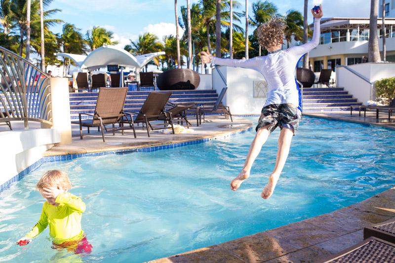 caribe-hilton-pool