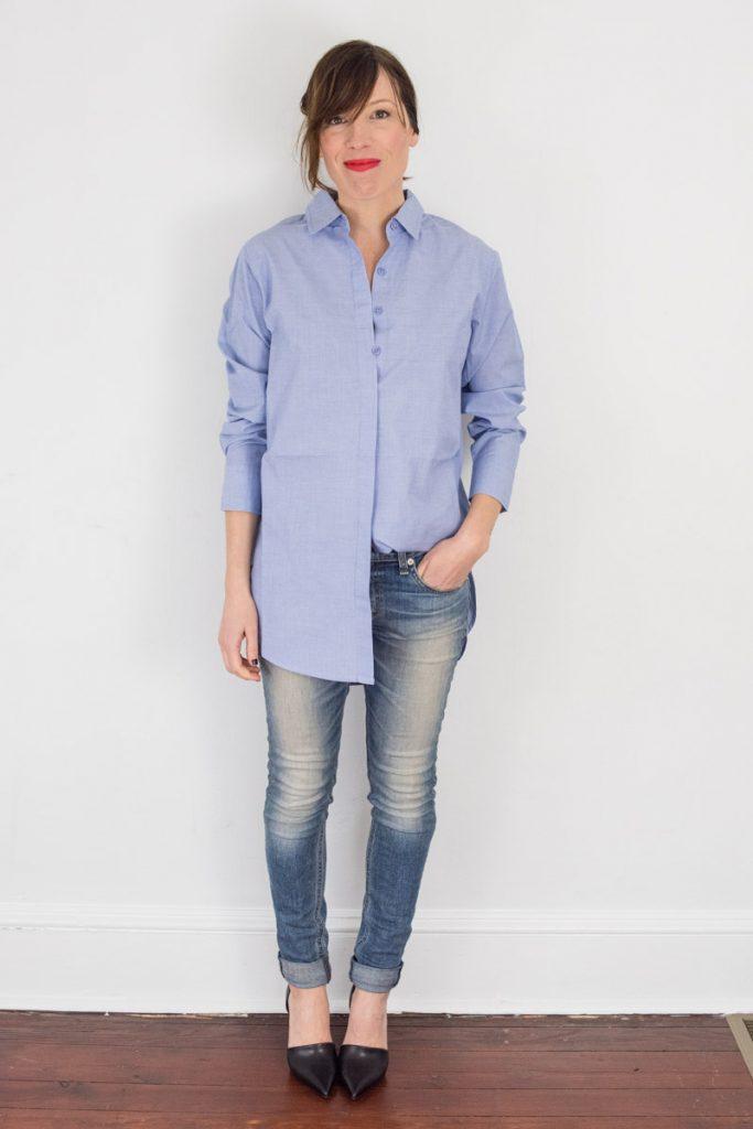 half-tucked-shirt
