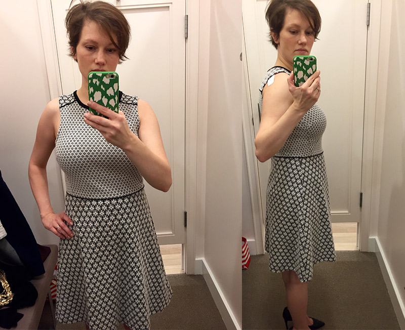 work-flare-dress