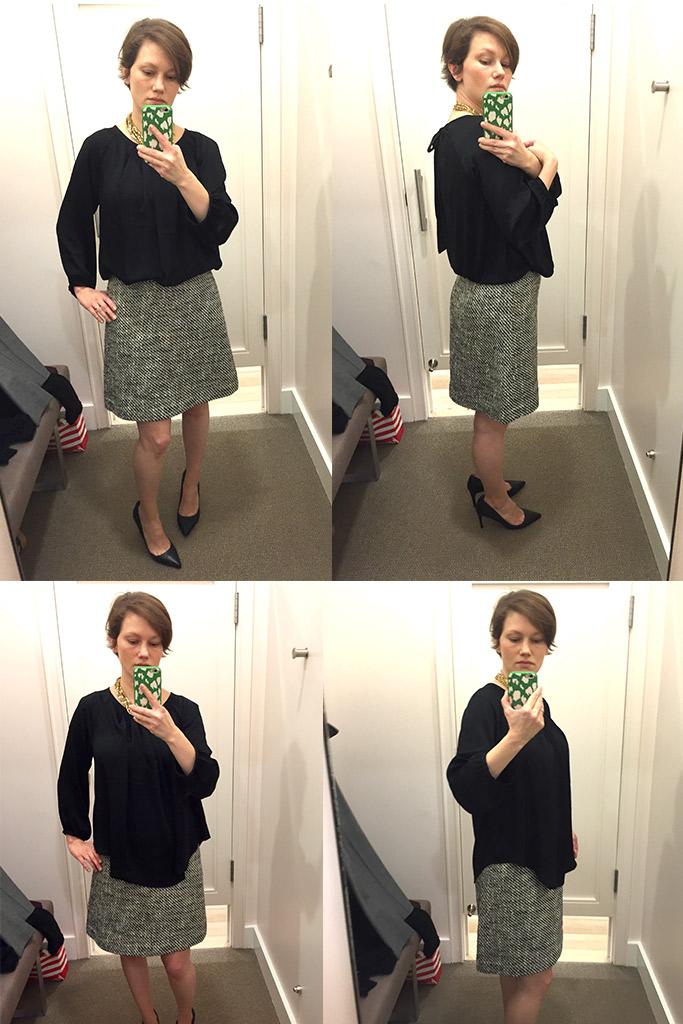 tweed-mini-skirt
