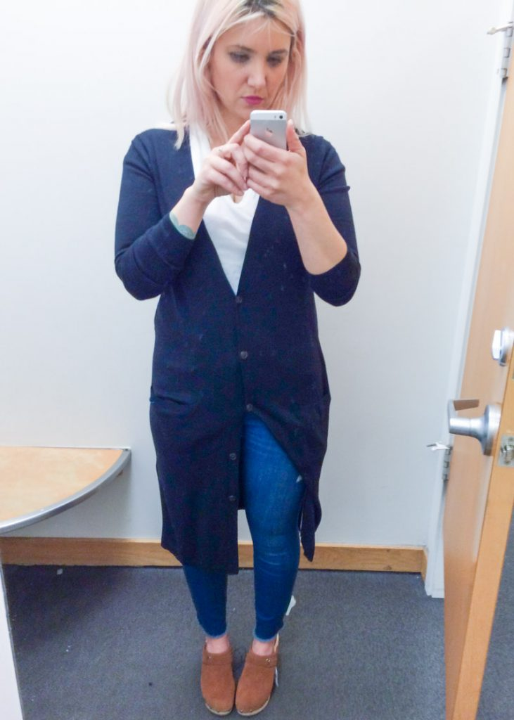 gap dressing room long cardigan final