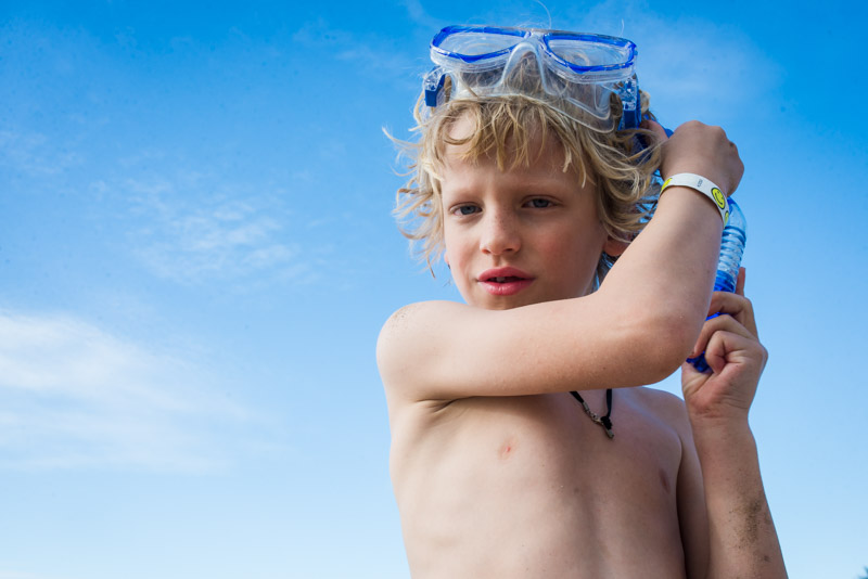 loquillo-beach-snorkling