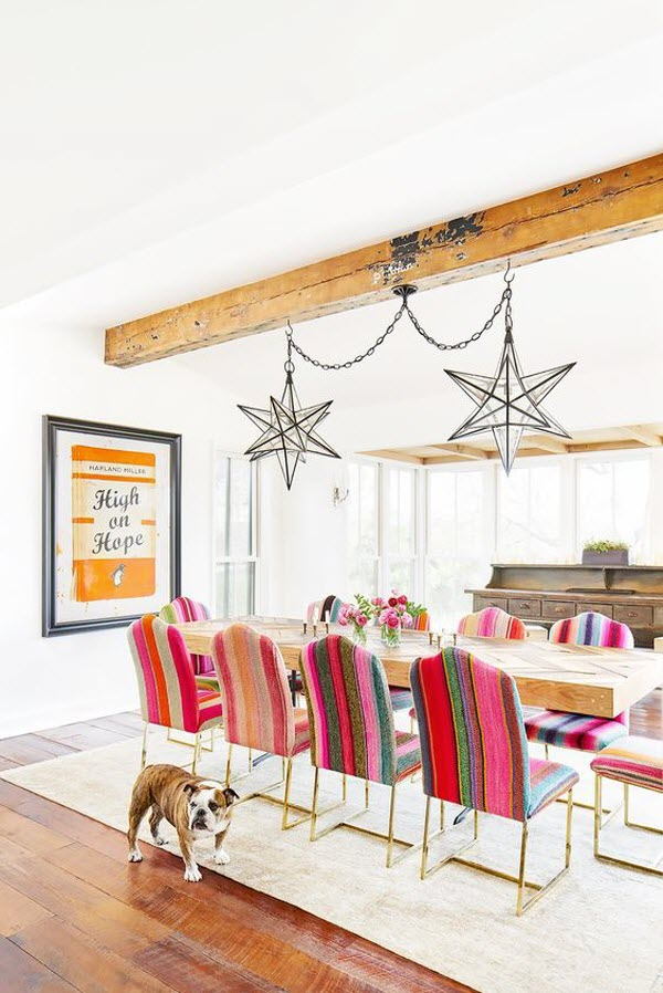 boho-dining-room