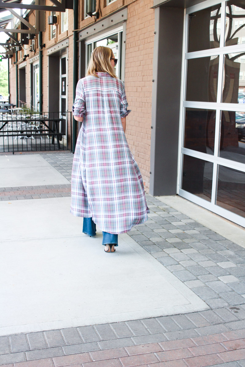 how-to-wear-plaid-on-date-night