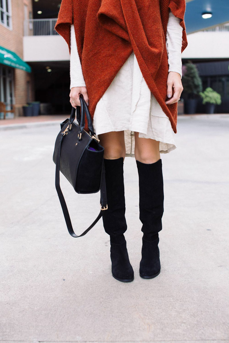 how-to-wear-tall-boots