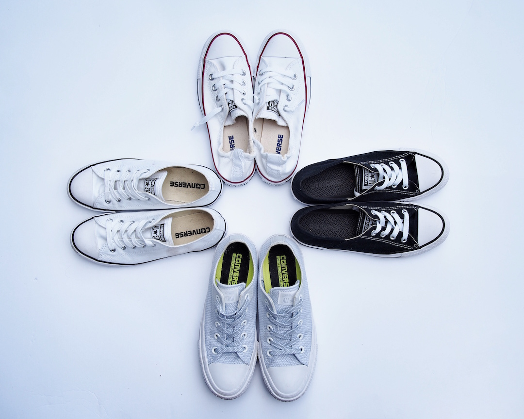 Converse Comparison: 4 Styles from the Beloved Brand The