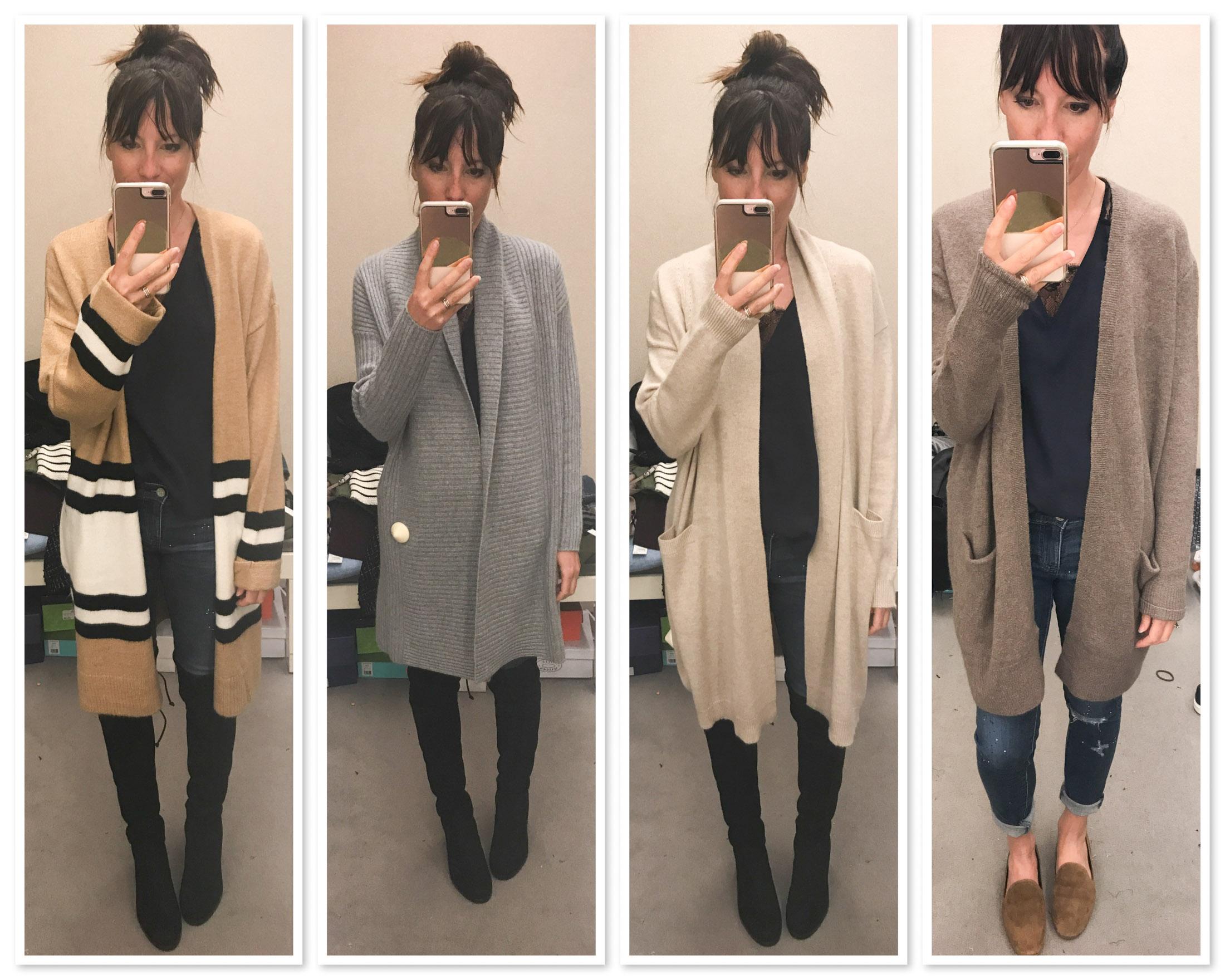 cute long cardigan