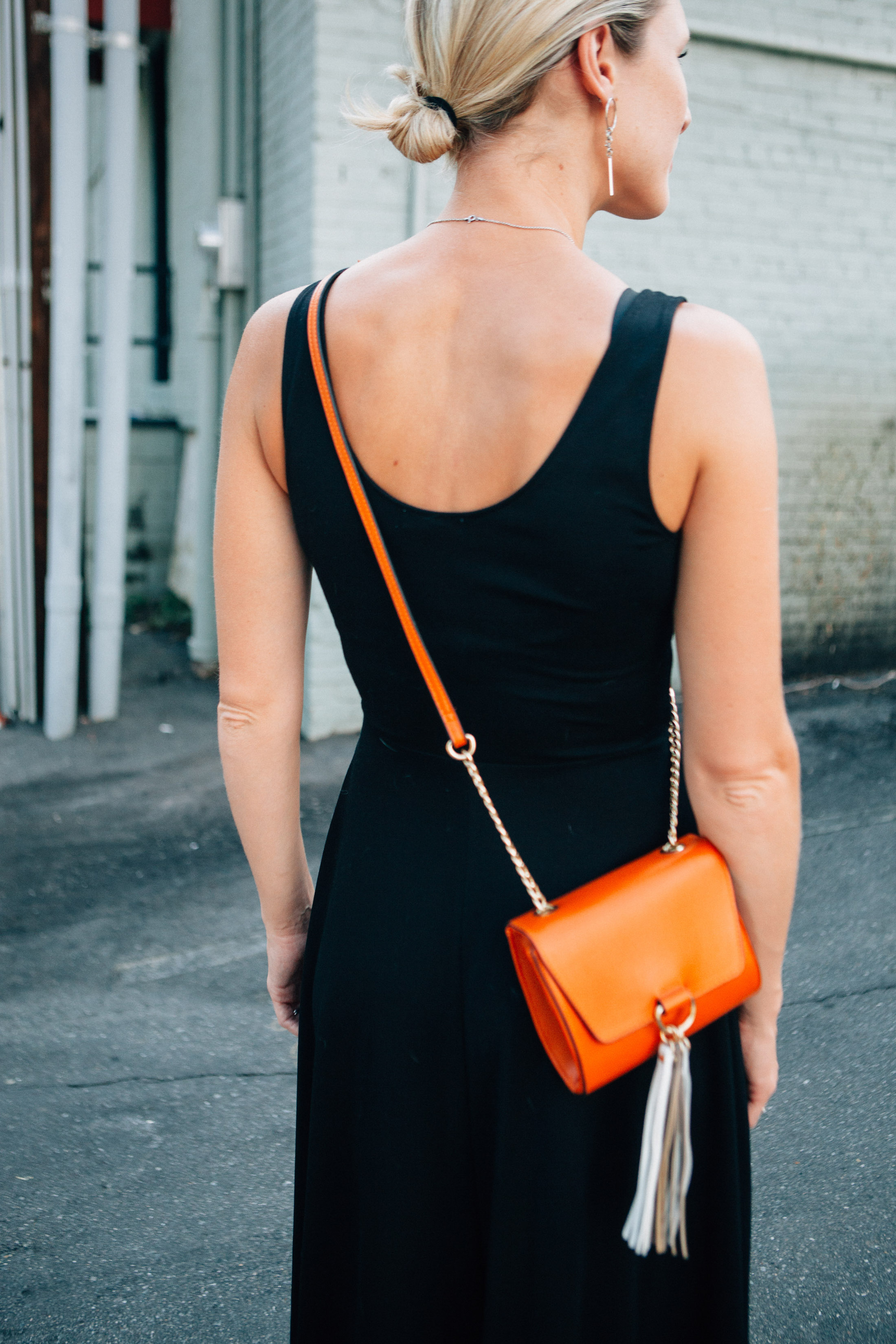how to style black dress for everyday
