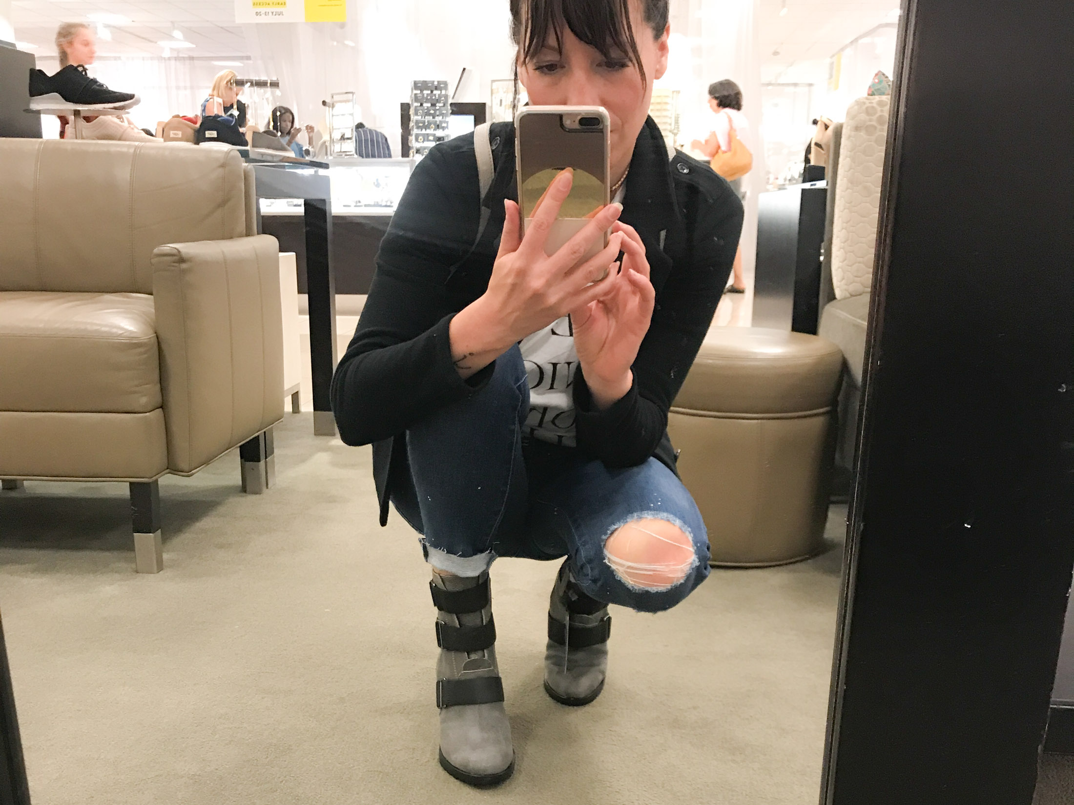 fe8f26415600f Nordstrom Anniversary Sale  Shoes and Boots (and TONS of Try-Ons)