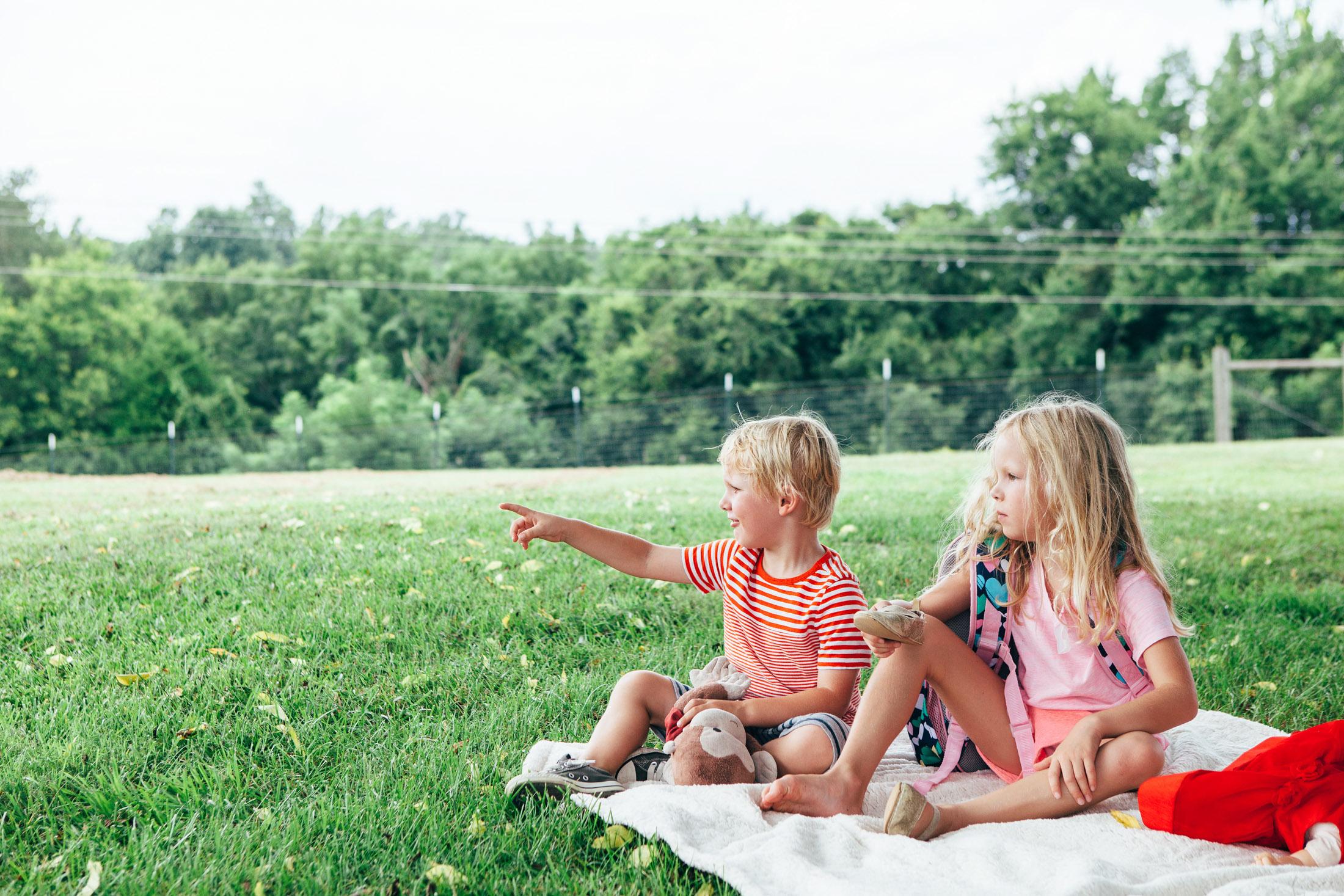 kids summer style