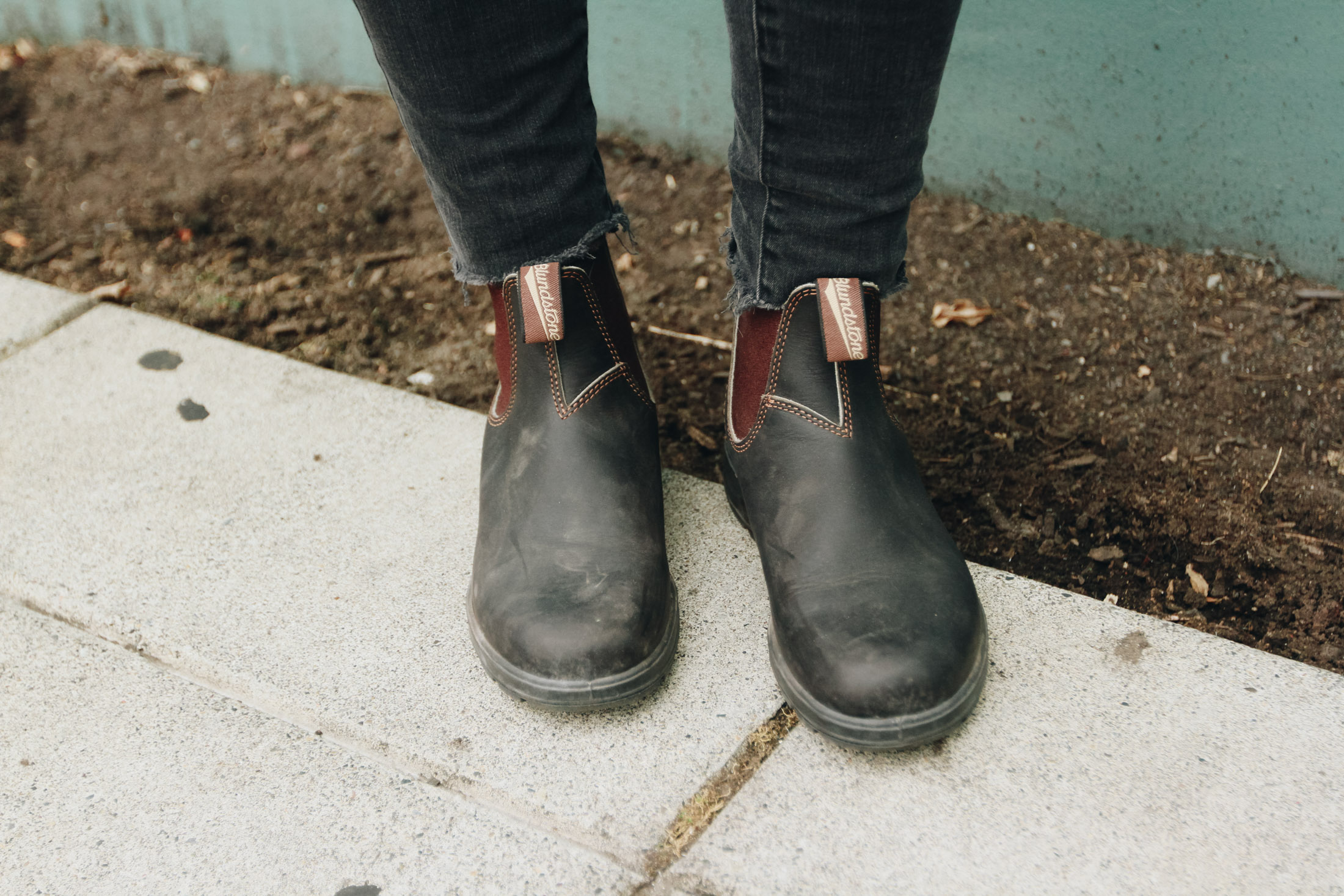 Styling Blundstone Boots Now and Later