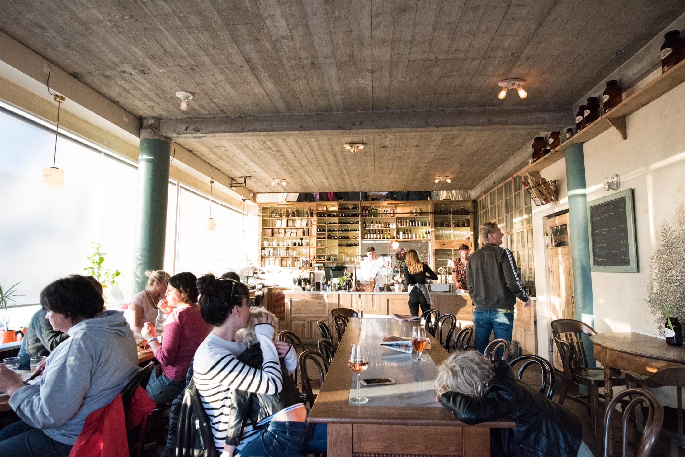 best restaurants reyjkavik