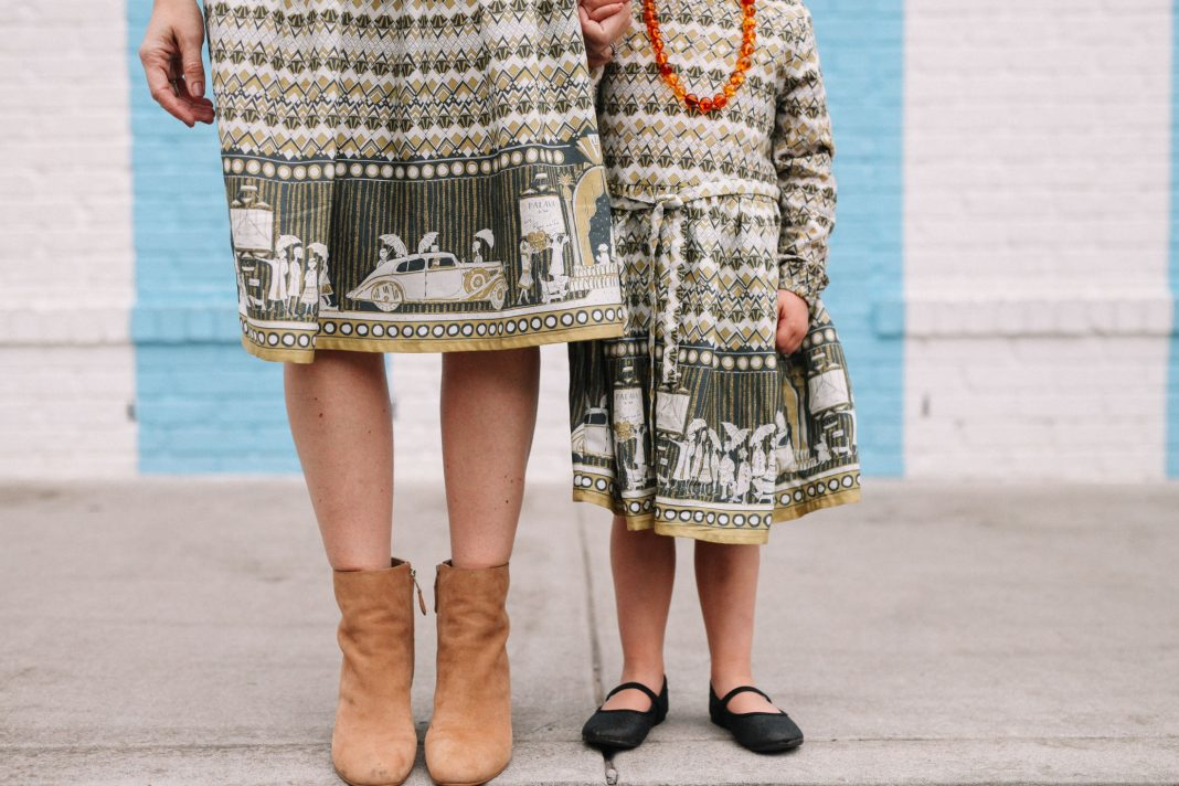 mommy and me christmas dresses