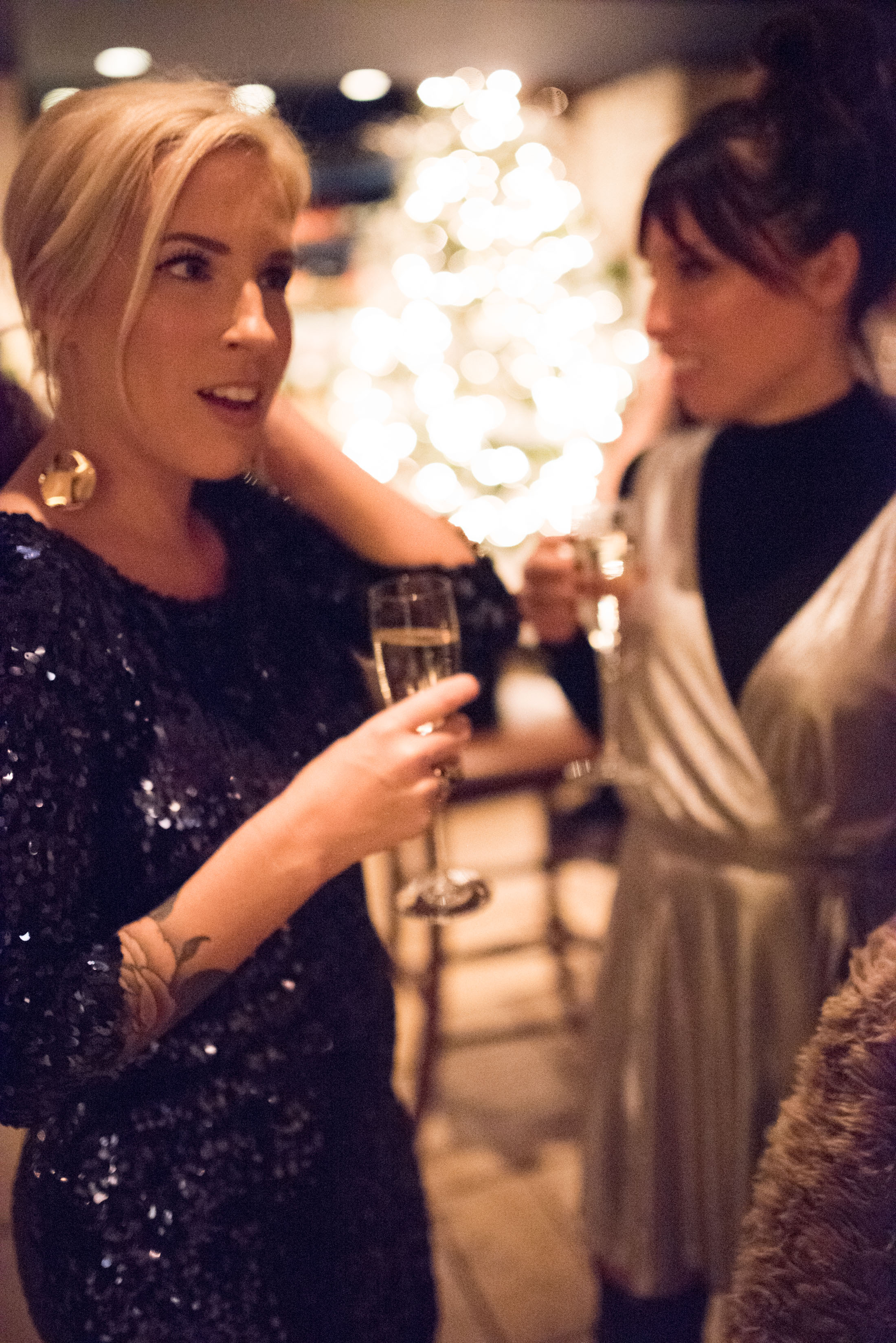 It's almost NYE! Grab your guys & your girls, add some sequins & go. There may or may not be a turtleneck mixed in here...(we like it that way).