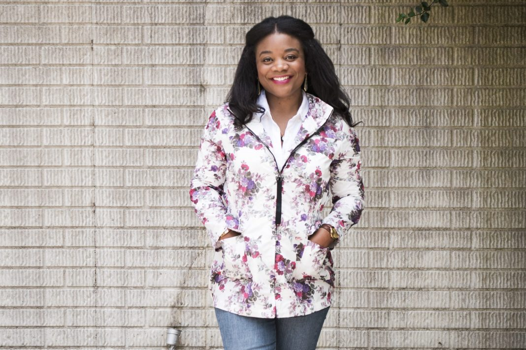 Staying dry & cute — ha! I know, right? It's challenging, but these pretty lightweight, rain coats for women, make it a tad easier. Check 'em out.