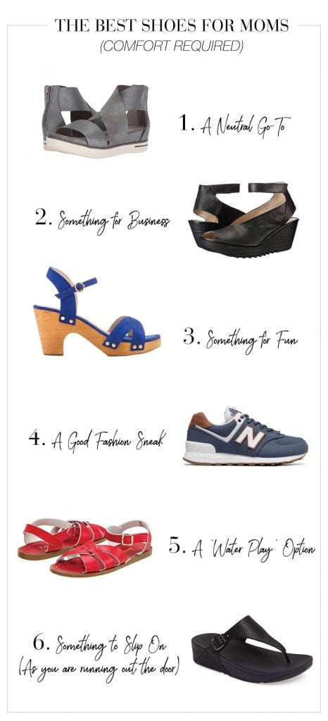 The Best Shoes for Moms Right Now | The