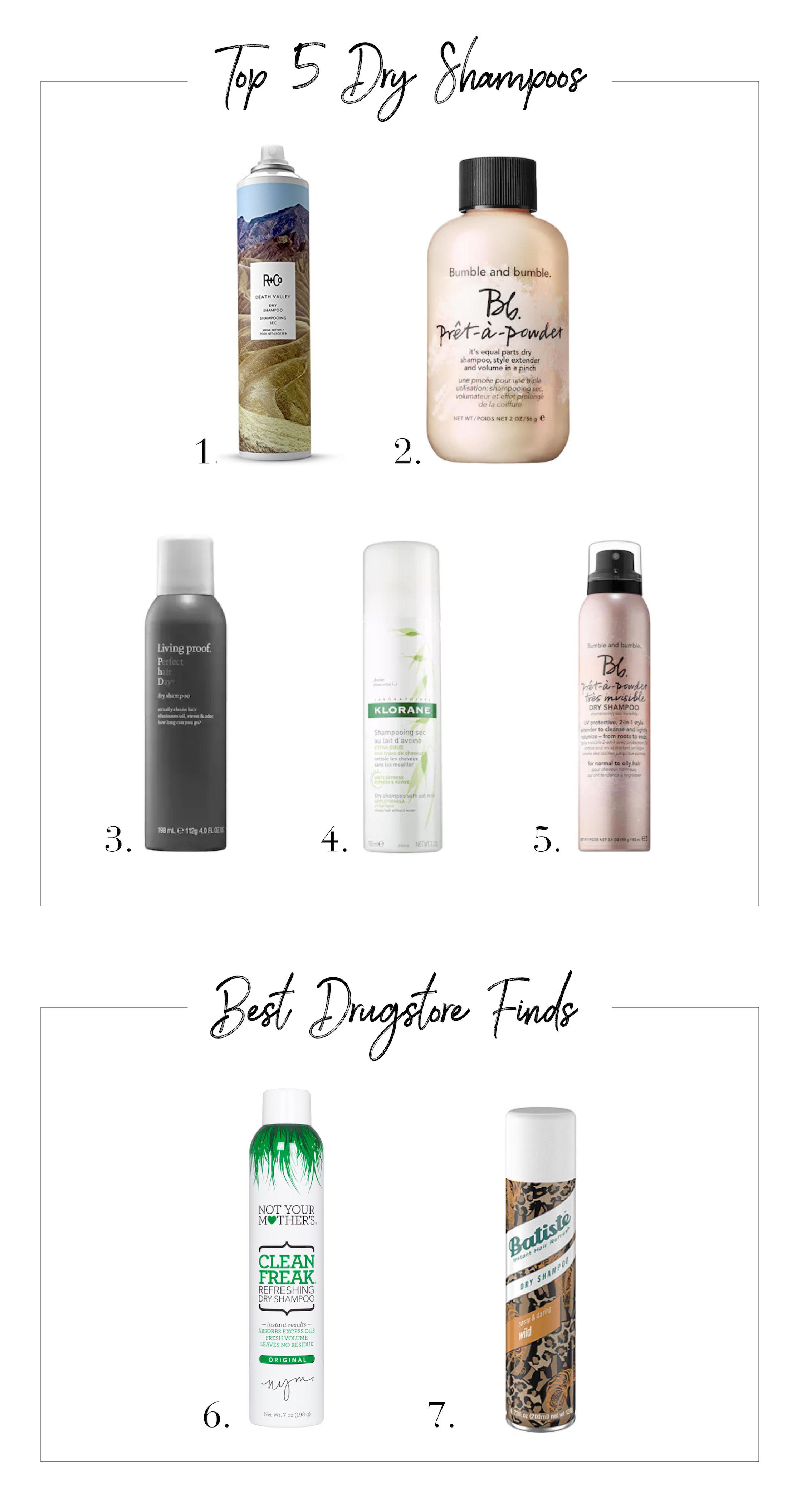 Best Dry Shampoos for Moms On the Go   The Mom Edit