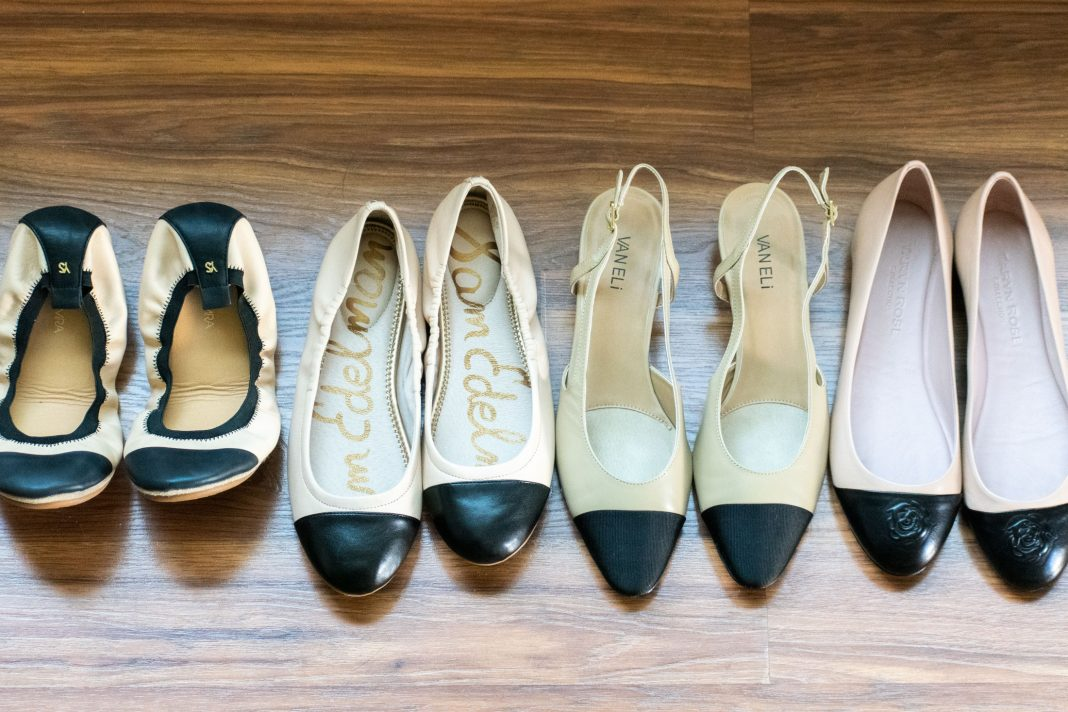 hunt for the most chanel like ballet flat