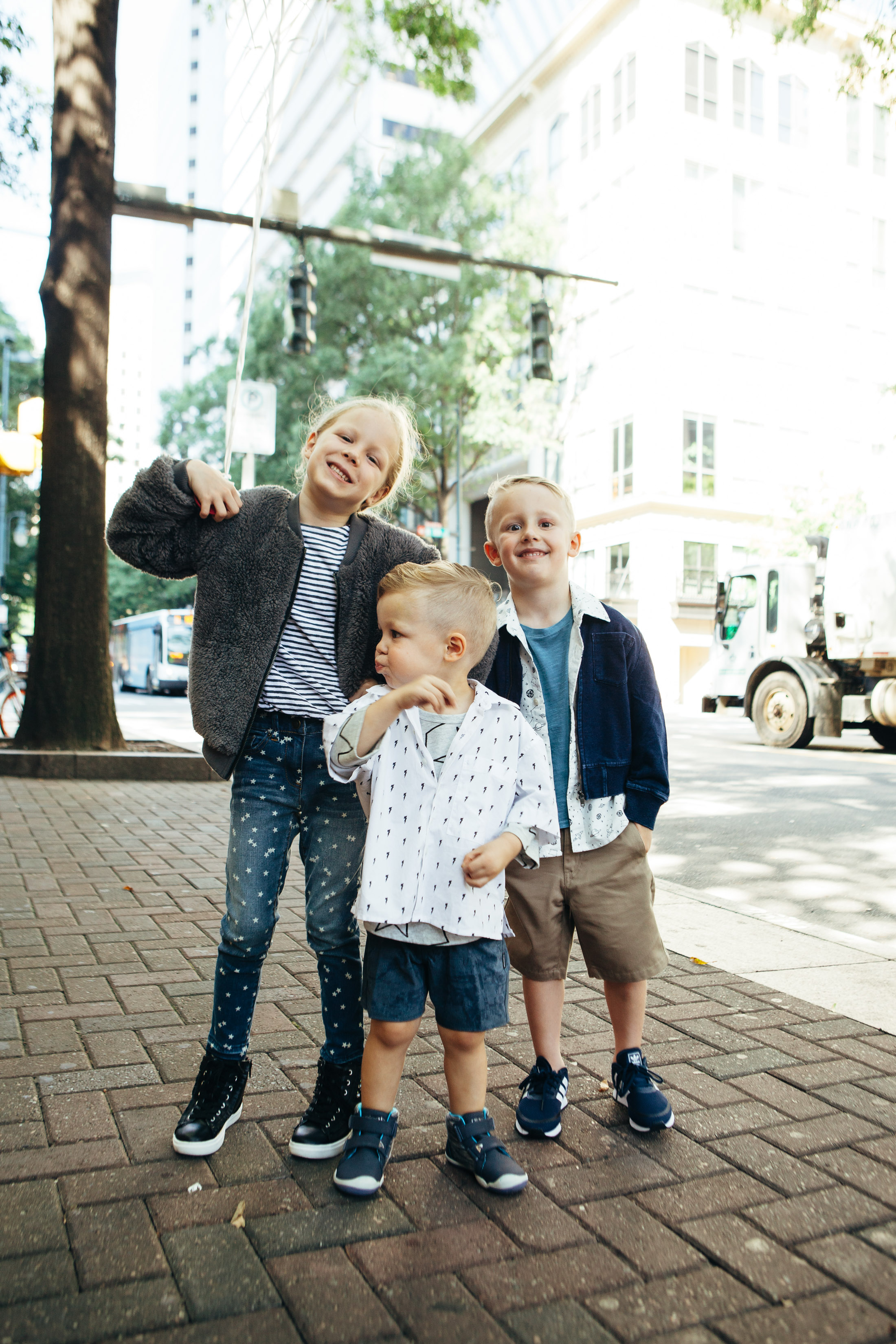 easy layered kids outfits