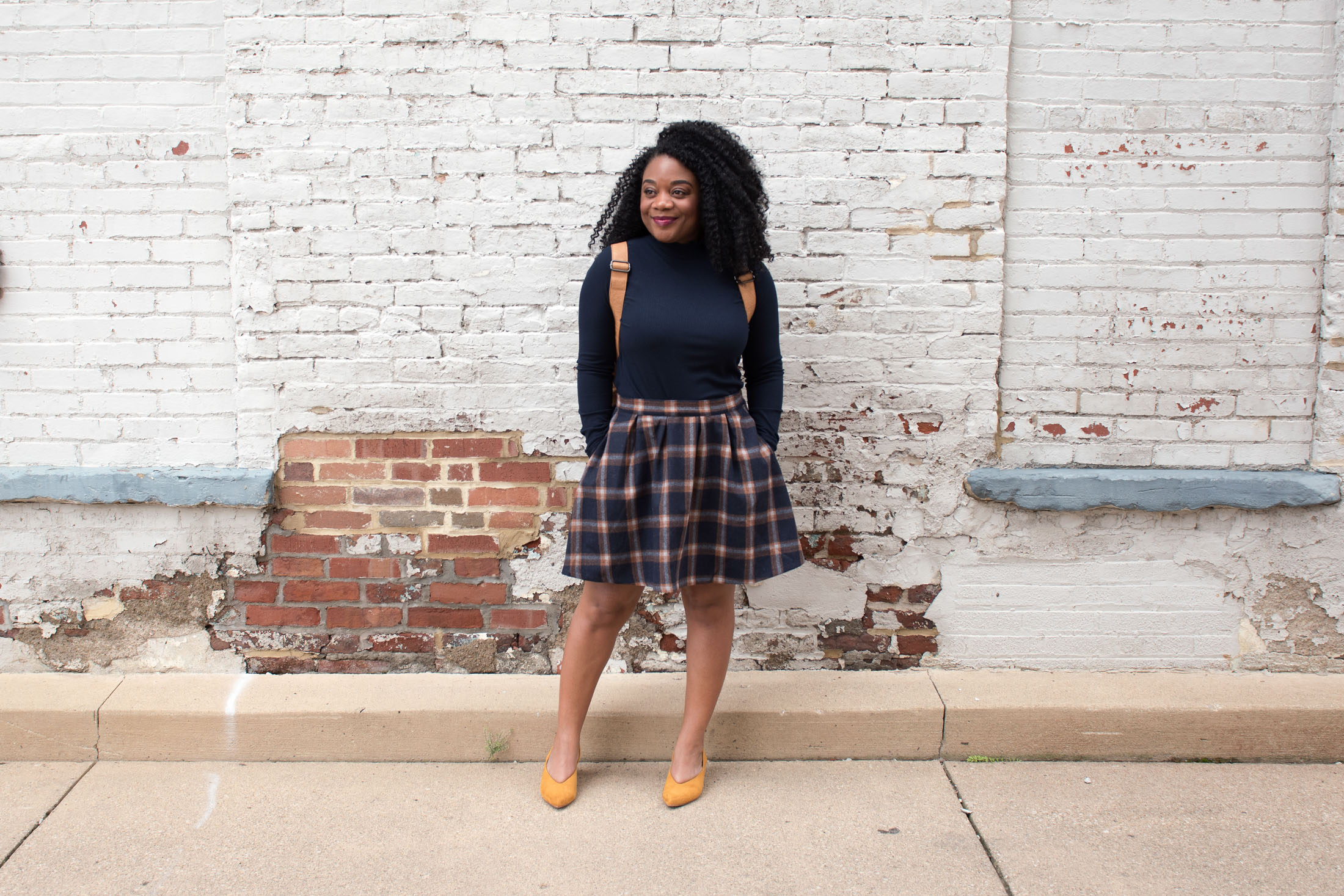 5f7c7487e52f9 Plaid Styled Two Ways with Modcloth - The Mom Edit